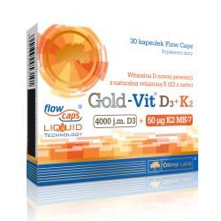 Olimo Gold-Vit® D3+K2  30caps