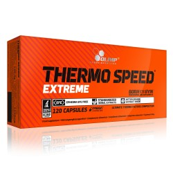 Olimp - Thermo Speed Extreme Mega Caps - 120kap